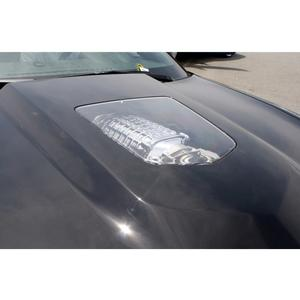 2010-2014 Camaro SS9 Hood Insert Only - Polycarbonate (Clear) Insert