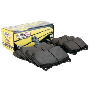 2010-2015 V8 Camaro Brake Pads HAWK Performance - Ceramic.
