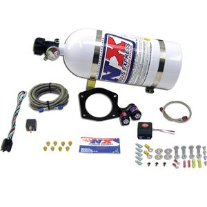 2010-2011 Camaro Nitrous Oxide - NX 35-150HP System w/10LB. Bottle and LS3 Throttle Body Injection Plate