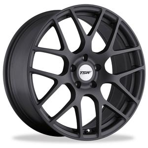 "2010-2014 Camaro ""Nurburgring"" Wheels (Set) : Matte Gunmetal 20x9/20x10.5"